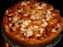 Apfelkuchen mit Crème fraiche - Rezept