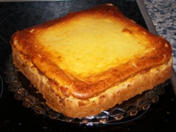 Käsekuchen im Quadrat - Rezept
