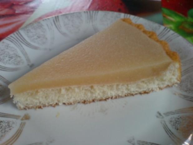 Apfelmus - Torte - Rezept - Bild Nr. 2