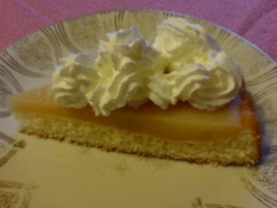 Apfelmus - Torte - Rezept