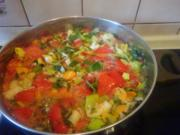 Frische Tomaten suppe - Rezept - Bild Nr. 2