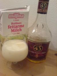 Milch 43 - Rezept
