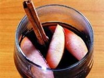 Trauben-Apfel-Punsch - Rezept