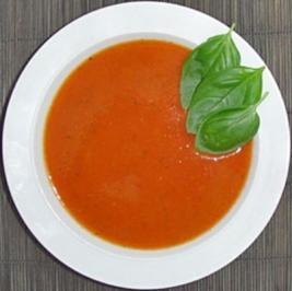 tomaten suppe polnische art - Rezept