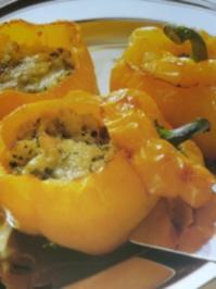 Peperoni ripieni - Rezept