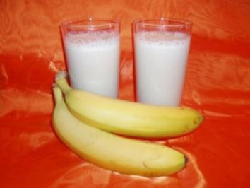 Bananen-Smoothie - Rezept