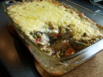 Gemüse-Lasagne - Rezept