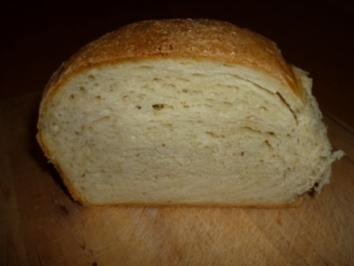 Rezept: Buttermilch-Sesam-Brot