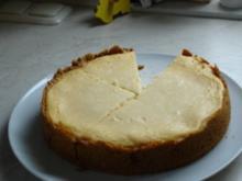 Schneller Käsekuchen - Rezept