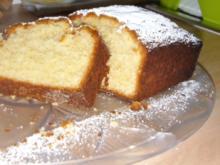 einfacher Rührkuchen - Rezept - Bild Nr. 3
