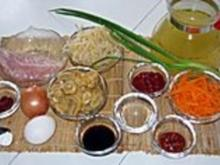 Pekingsuppe - Rezept