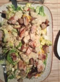 Caesar`s Salad - Rezept
