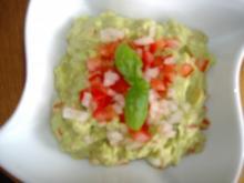 Avocado Dip - Rezept