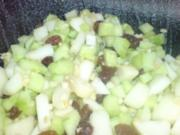 Gurken-Birnen-Salat - Rezept