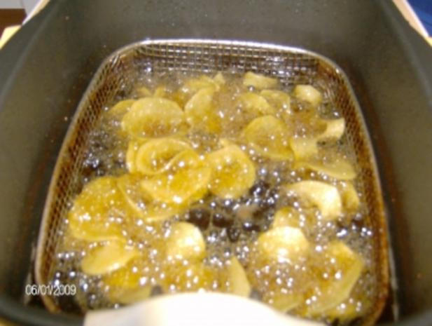 Chipslocken pikant gewürzt (Spiralschneider-Rezept) - Rezept - Bild Nr. 3