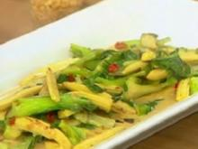 Pak-Choi-Wokgemüse - Rezept