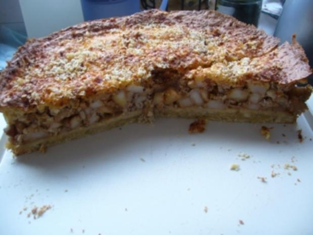 Kuchen: Freiburger Apfelkuchen - Rezept - Bild Nr. 3