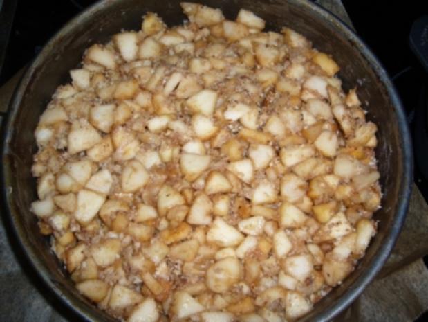 Kuchen: Freiburger Apfelkuchen - Rezept - Bild Nr. 7