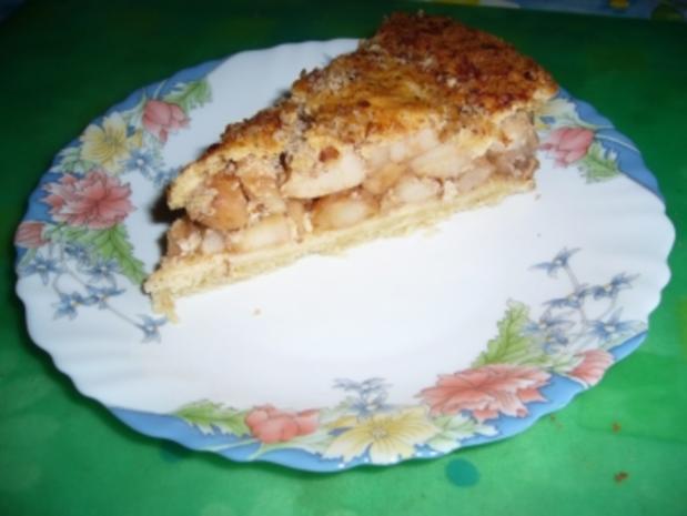 Kuchen: Freiburger Apfelkuchen - Rezept - Bild Nr. 4