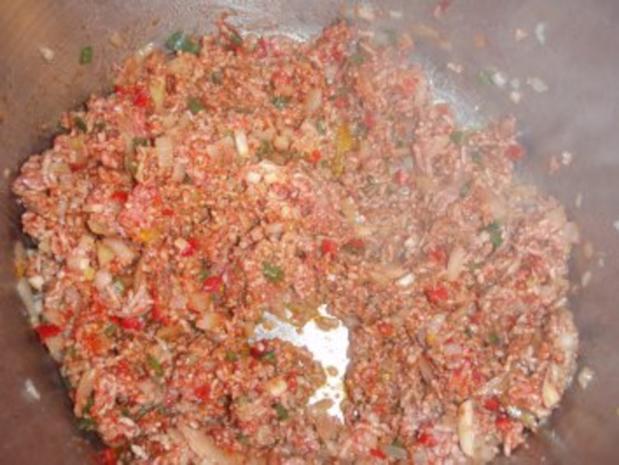 Chili con Carne y con Queso - Rezept - Bild Nr. 6