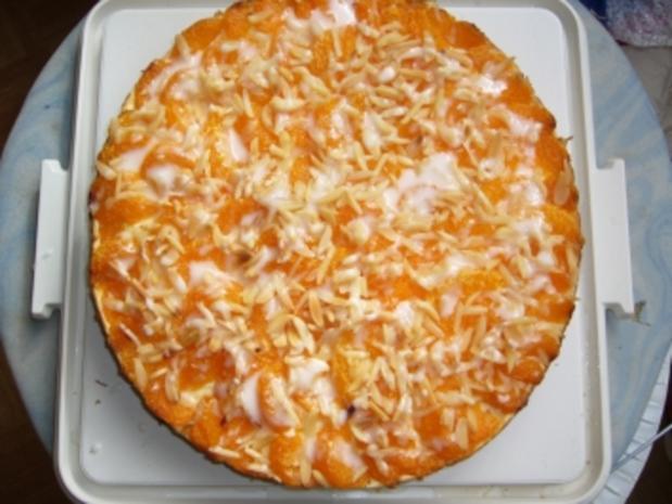 Kuchen: Mandarinen-Schmand-Kuchen der Dritte - Rezept - Bild Nr. 2