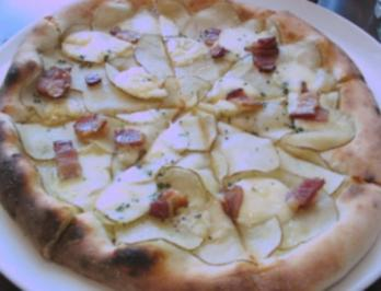 Kartoffel pizza teig