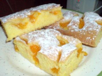 Sandkuchen mit Mandarinen - Rezept