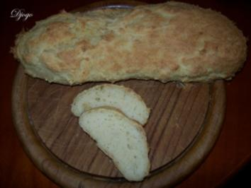 Baguette (mal anders!) - Rezept