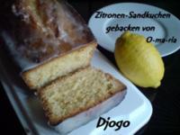 Zitronen - Sandkuchen - Rezept - Bild Nr. 2
