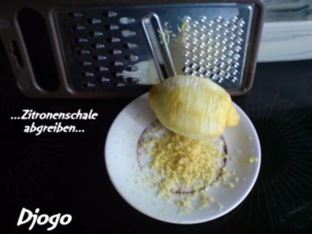 Zitronen - Sandkuchen - Rezept - Bild Nr. 4