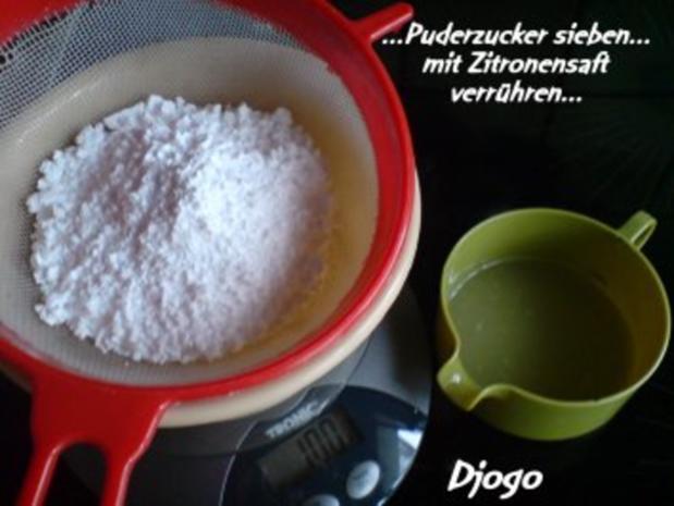 Zitronen - Sandkuchen - Rezept - Bild Nr. 7