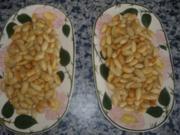 Gesalzene Mandeln - Rezept