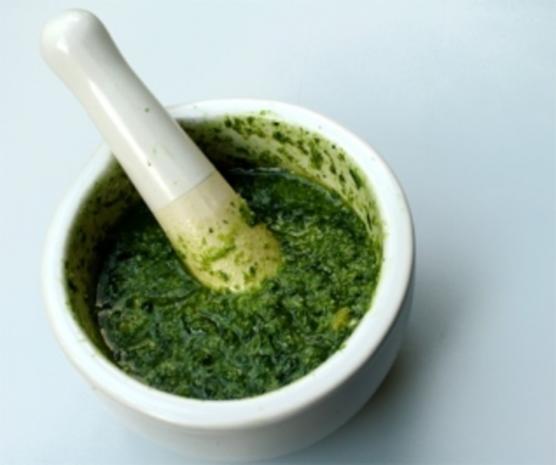 Rucola Balsamico Pesto - Rezept