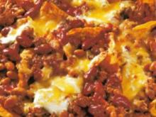 Überbackene Chili-Bohnen - Rezept