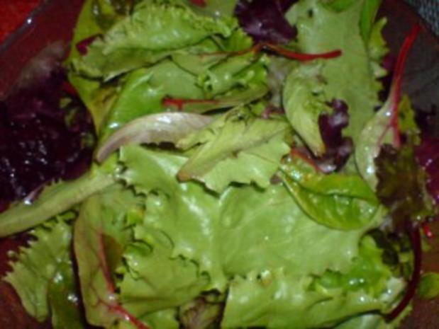 Gemischter Blattsalat - Rezept - Bild Nr. 3