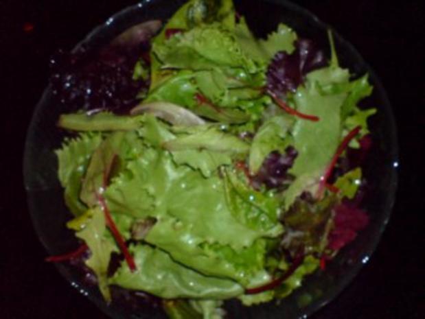 Gemischter Blattsalat - Rezept - Bild Nr. 5
