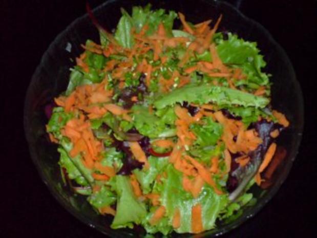 Gemischter Blattsalat - Rezept - Bild Nr. 9