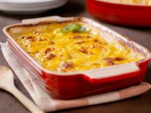 Kartoffel-Hackfleisch-Champignons-Auflauf - Rezept - Bild Nr. 2
