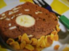 Schoko-bannanen-Kuchen - Rezept