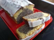 Festlicher Mohnkuchen - Rezept