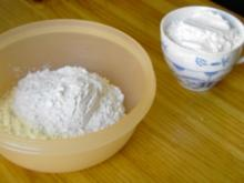 Buttermilch - Schnitten - Rezept