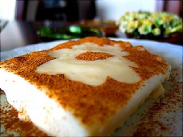 türkischer Pudding - Rezept