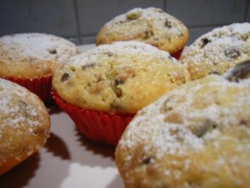 Muffins: Pfefferkuchen-Muffins - Rezept