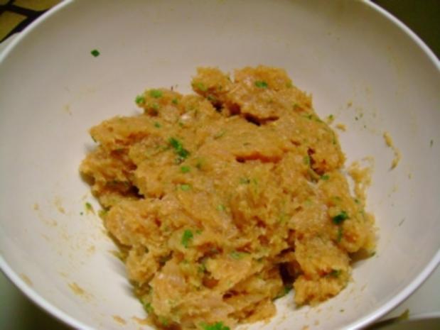 Geflügel: Chili Hähnchenspieße mit Ananas Dip - Rezept - Bild Nr. 3