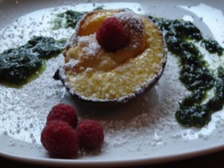 Pfirsich gegrillt - Rezept