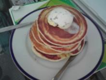 Vollkorn Pancake - Rezept