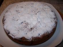 Buttermilch-Kirsch-Kuchen - Rezept