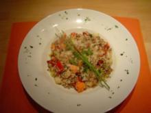 Toskanischer Reistopf - Rezept