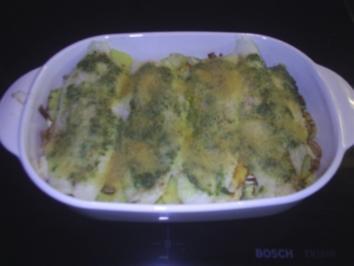 Auflauf - Kartoffel-Fisch-Auflauf - Rezept