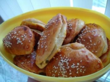 Rezept: POĞACA-Türkische Teigtaschen